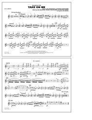 Take On Me - Bb Clarinet