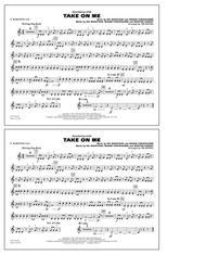 Take On Me - Eb Baritone Sax