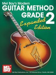 Modern Guitar Method Grade 2 - Expanded Edition - Watkiss Edition