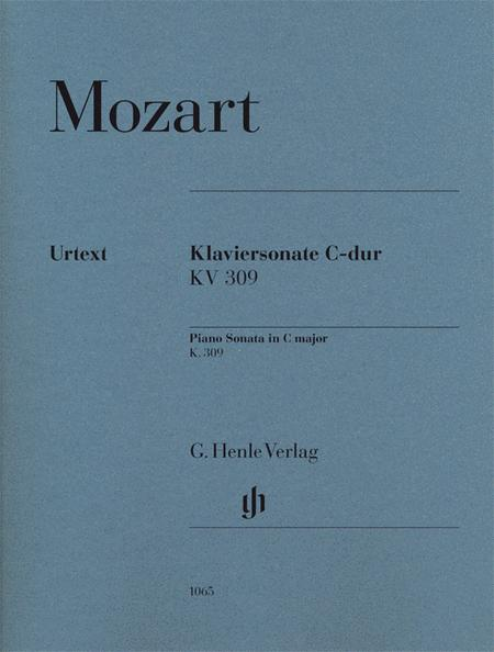 Wolfgang Amadeus Mozart - Piano Sonata in C Major, K. 309 (284b)