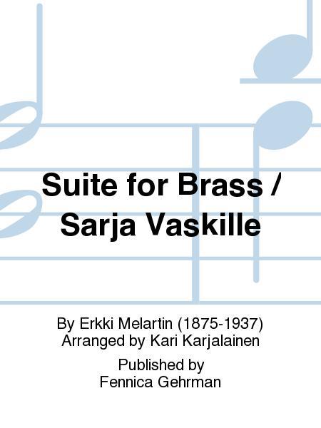 Suite for Brass / Sarja Vaskille