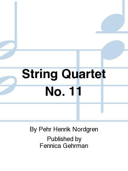String Quartet No. 11