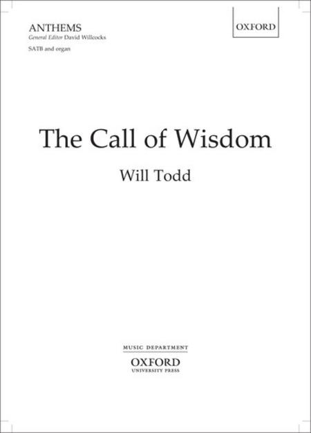 The Call of Wisdom
