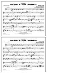 We Need A Little Christmas - Eb Baritone Sax