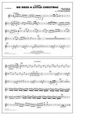 We Need A Little Christmas - Xylophone