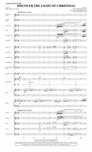 Discover The Light Of Christmas - Score