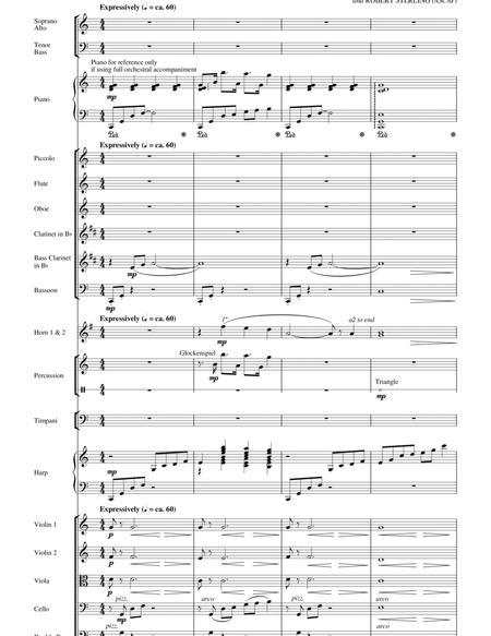Shepherd Of The Stars - Score