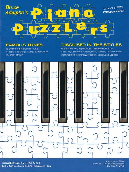 Bruce Adolphe - Piano Puzzlers