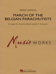 March of the Belgian Parachutists