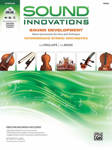 Sound Innovations for String Orchestra -- Sound Development