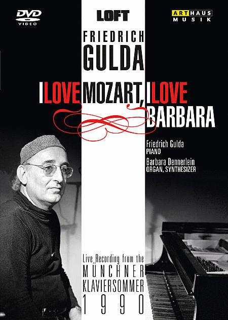 I Love Mozart I Love Barbara