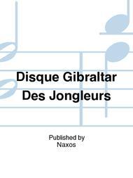Disque Gibraltar Des Jongleurs