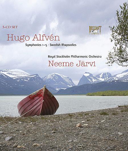 Alfven: Complete Symphonies