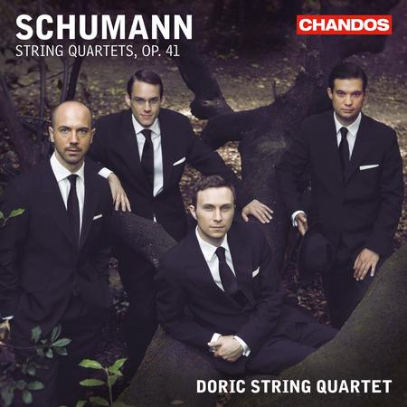 String Quartets Op. 41