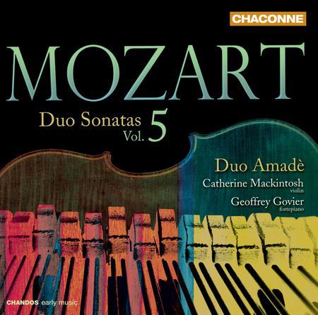 Volume 5: Duo Sonatas