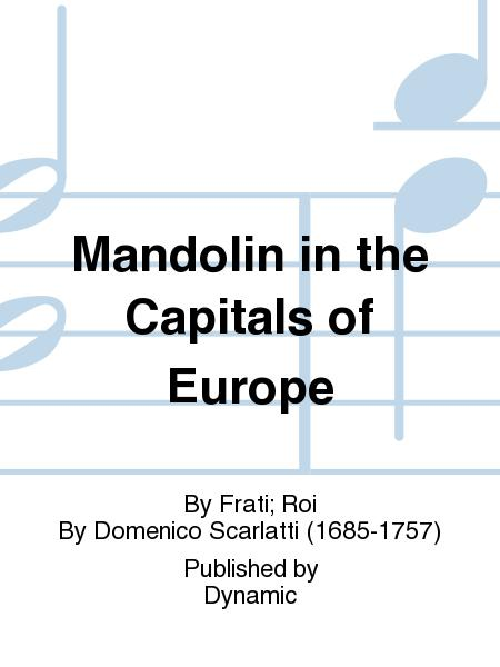 Mandolin in the Capitals of Europe