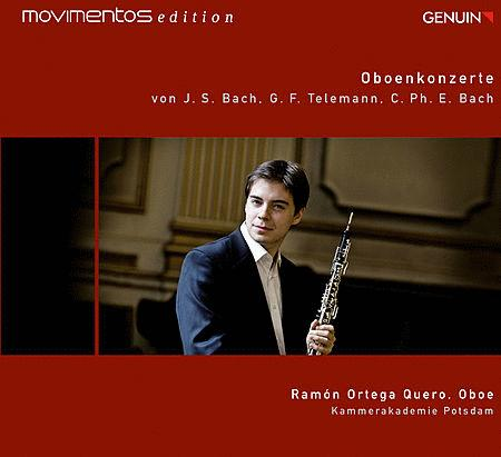 Oboe Concerts By Telemann & Ba