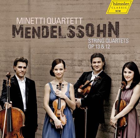 String Quartets Op. 13 & 12