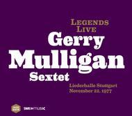 Gerry Mulligan Sextet: Legends