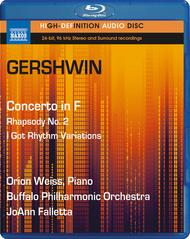 Concerto in F Rhapsody No. 2