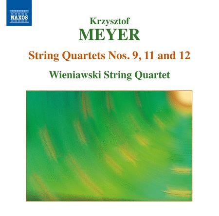 Volume 2: String Quartets Nos. 9