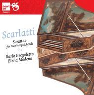 Sonatas for Two Harpsichords