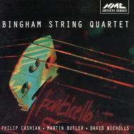 Bingham String Quartet: Butler