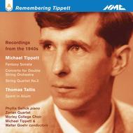Remembering Tippett: Recording