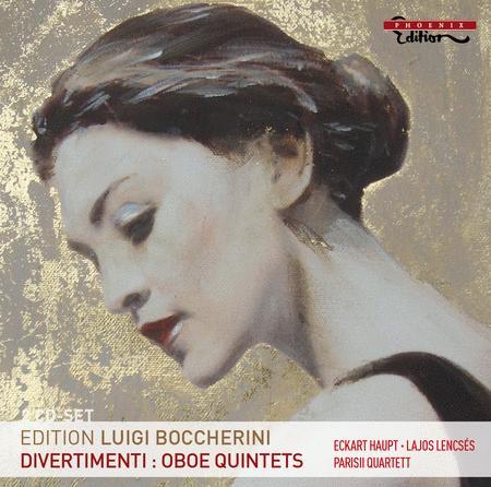 Divertimenti; Oboe Quintets