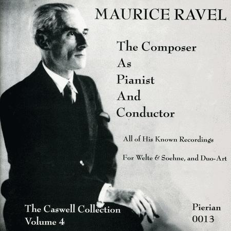 Maurice Ravel: the Composer As
