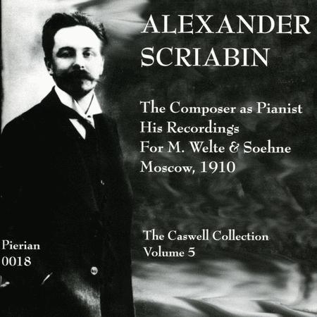 Alexander Scriabin: the Compos