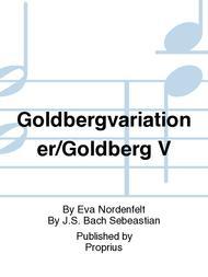 Goldbergvariationer/Goldberg V
