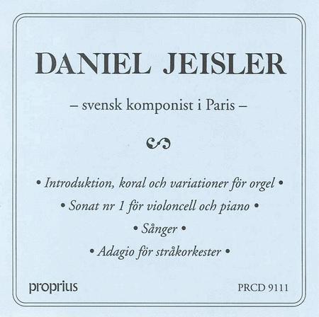 Swedish Composer in Paris