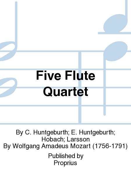 Five Flute Quartet