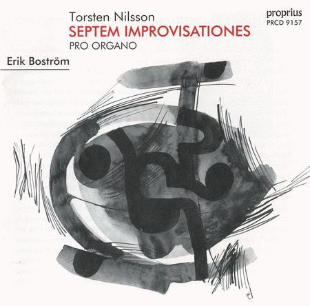 Septem Improvisationes Pro Org