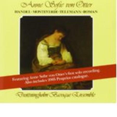 Anne Sofie Von Otter Sings Bar