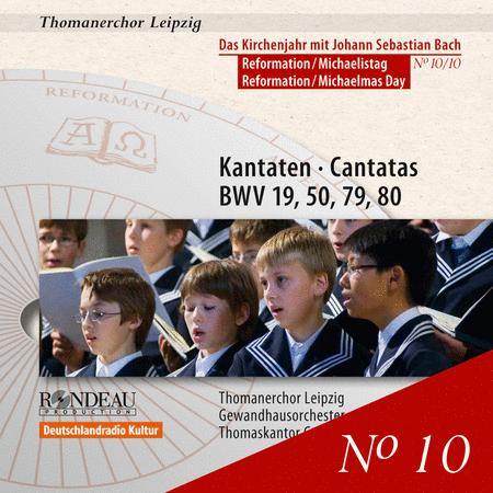Cantatas for Reformation / Micha