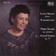 Piano Sonata Op. Postum; Grand