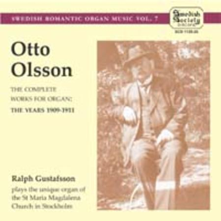 Volume 7: Swedish Romantic Organ Music