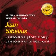 Symphonies Nos. 3 and 4