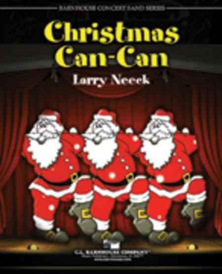 Christmas Can-Can (Full Set)