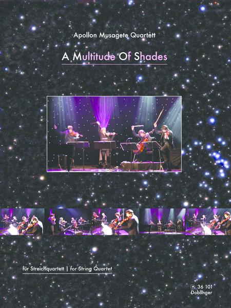 A Multitude of Shades (to Tori Amos)