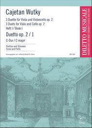 Duetto in C-Dur op. 2/1 Heft 1