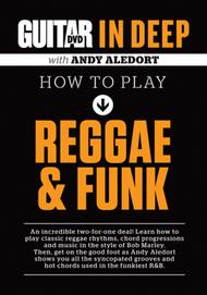 Guitar World in Deep -- How to Play Reggae and Funk