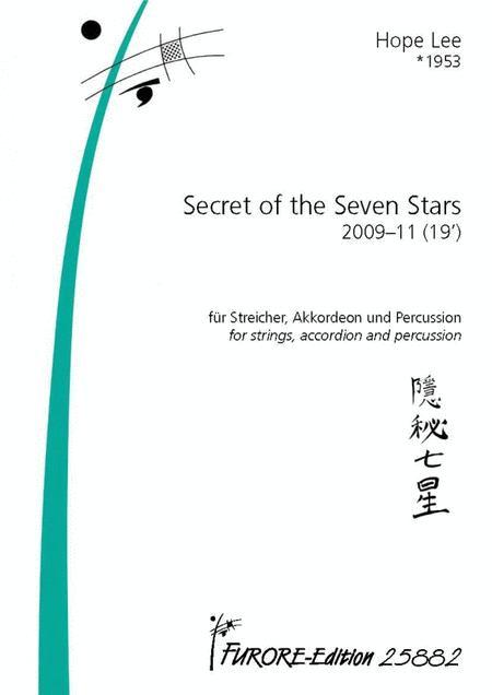 Secret of the Seven Stars (study score)