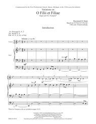 O Filii et Filiae (Variations)