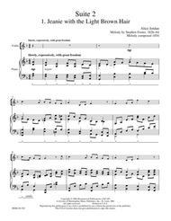 American Suite II (Stephen Foster Melodies)