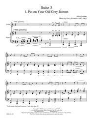 American Suite III (American Hymn Tunes)