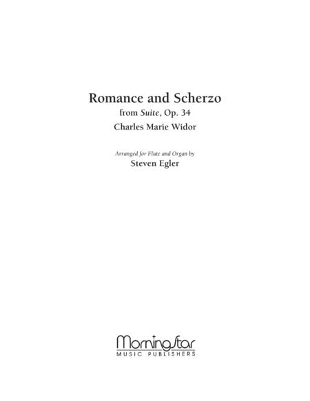 Romance and Scherzo from Suite, Op. 34