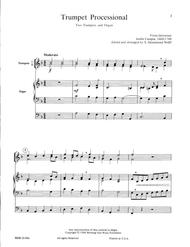 Trumpet Processional